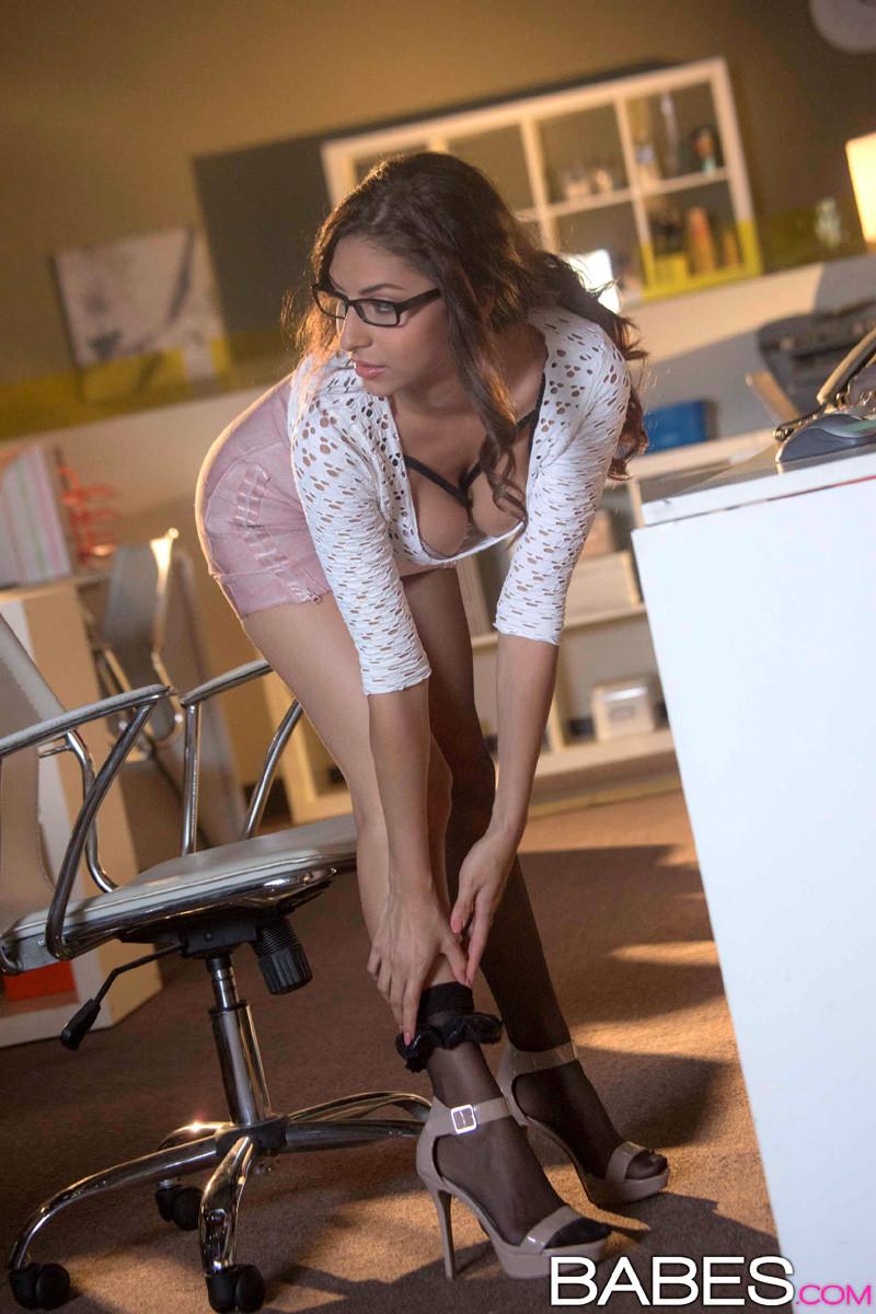 Не случайный секс на рабочем месте